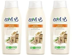 St Ives Body Wash Oatmeal & Shea Butter 24oz