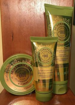 Perlier Olivarium 3 piece Set: Body Butter, Bath & Shower Cr