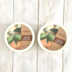 Delon Olive Body Butter 2X 6.9 Oz Each New & Sealed * Packag