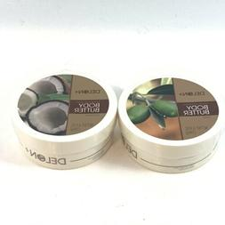 DELON Olive Body Butter & Body Wash 5 PC Skin Care Set