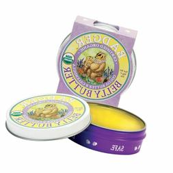 Badger Organic Pregnant Belly Butter - Cocoa Butter & Calend
