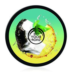 The Body Shop Limited Edition Pinita Colada Body Butter, 6.7