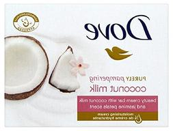 Dove Purely Pampering Coconut Milk, with Jasmine Petals Scen