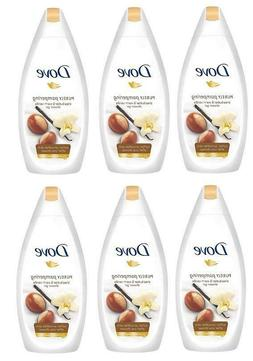 Dove Purely Body Wash, Shea Butter Warm Vanilla, 16.9 Ounce