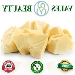 Raw Cocoa Butter 100% Pure Unrefined Food Grade For DIY prod