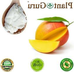 Raw Mango Butter 100% Pure Organic Natural Unrefined For Ski