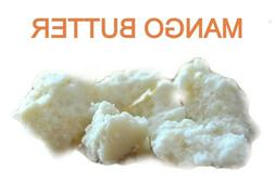 Raw Mango Butter - 100% Pure & Natural Unrefined Organic Hai