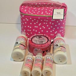 Soap and Glory Righteous Body Care Set Butter Lotion Clean o