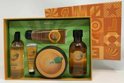The Body Shop Satsuma Collection Shower Gel Body Butter, pol