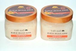 Tree Hut Body Scrub, Mango, 18 oz