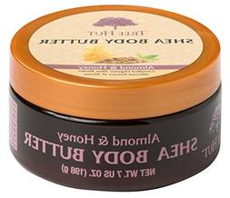 Tree Hut Shea Body Butter - Almond & Honey: 7 OZ