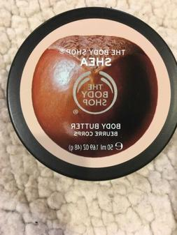 The Body Shop Shea Body Butter 1.69 Oz
