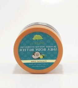 Tree Hut Shea Body Butter COCONUT LIME 2 OZ TRAVEL SIZE