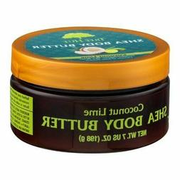Tree Hut Shea Body Butter, Coconut Lime 7 oz
