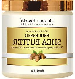Botanic Hearth Shea Butter, Pure & Natural, Processed Premiu