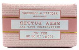 Asquith & Somerset Shea Butter Moisturizing Soap Bar - 10.58