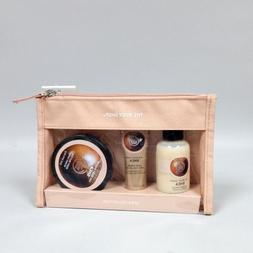 The Body Shop Shea Collection 3-Pc Gift Set Hand Cream Showe