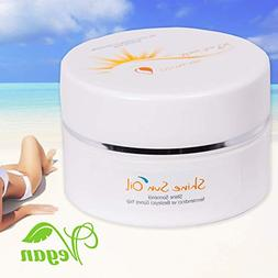 OZONLABS SHINE SUN OIL & CREAM - Water Resistant and Silk Hy