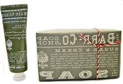 Barr Co Sugar & Cream Bar Soap with Mini Hand Cream k hall d