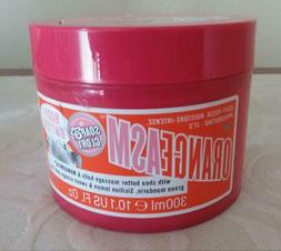 SOAP & GLORY ORANGEASM  BODY BUTTER 30ML 10.1 OZ NEW