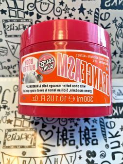 SOAP & GLORY Orangeasm Super Rich Body Butter - new - 10.1 o