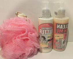 Soap & Glory The Righteous Body Butter Lotion And Shower Gel