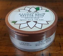 Trader Joe's 8 oz Warm Vanilla Body Butter