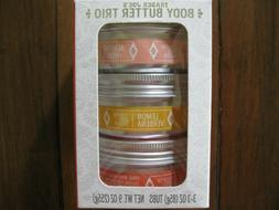 TRADER JOE'S BODY BUTTER TRIO