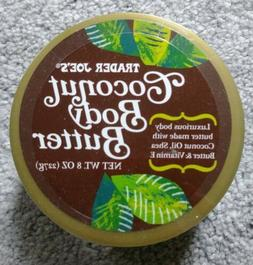 Trader Joe's Coconut Body Butter with Coconut Oil, Shea Butt