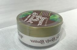 Trader Joe's Coconut Body Butter with Shea Butter 8 oz Jar