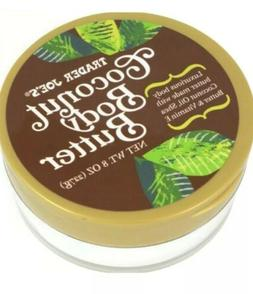 Trader Joe's Coconut Oil Luxurious Body Butter with Shea But