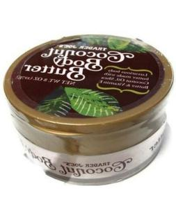 Trader Joe's Coconut Oil Luxurious Body Butter Shea Vitamin