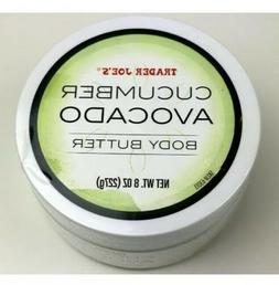 Trader Joe's Cucumber Avocado Body Butter Limited Edition