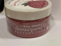 Trader Joes POMEGRANATE Body Butter Tub 8 oz 227 g SEALED