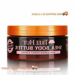 Tree Hut 24 Hour Intense Hydrating Shea Body Butter Almond H