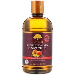 Tree Hut Tropical Mango Shea Moisturizing Body Wash, 17 oz