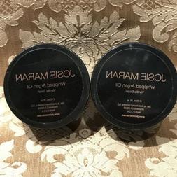 Josie Maran  VANILLA  BEAN  Whipped ARGAN Body Butter SET
