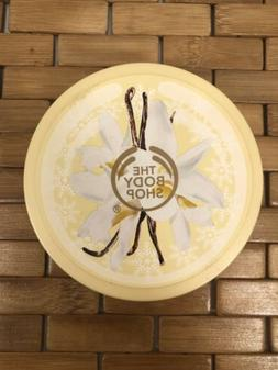 The Body Shop Vanilla Bliss Body Butter 6.9 Oz Free Shipping