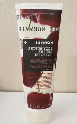 Korres Vanilla Cherry Body Butter 7.95 oz.