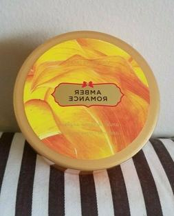 Victoria's Secret AMBER ROMANCE DEEP SOFTENING BODY BUTTER S