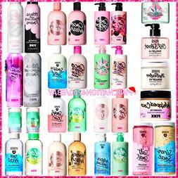 Victoria's Secret PINK COCO CHILL HONEY ALOE OCEAN LOTIONS W