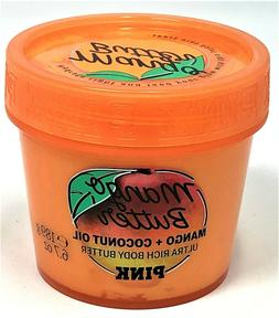 Victoria's Secret Pink Ultra Rich Body Butter Mango + Coconu