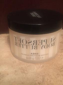 Victoria's Secret SUPERSOFT BODY BUTTER SHEA COTTON MOISTURE