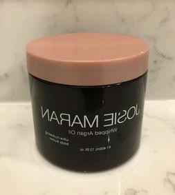 JOSIE MARAN WHIPPED ARGAN OIL BODY BUTTER 13.5 OZ LILAC NWOB