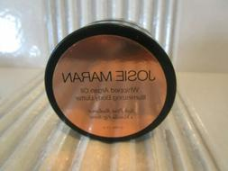JOSIE MARAN WHIPPED ARGAN OIL BODY BUTTER GOLDEN SOFT PINK R