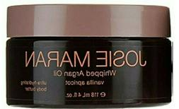 Josie Maran whipped argan oil body butter Vanilla Apricot 4