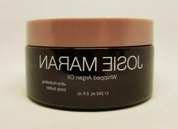 JOSIE MARAN WHIPPED ARGAN OIL HYDRATING BODY BUTTER VANILLA