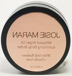Josie Maran Whipped Argan Oil Illuminizing Body Butter White