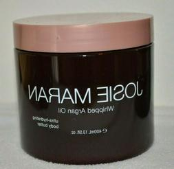JOSIE MARAN Whipped Argan Oil Ultra Hydrating Body Butter 13