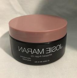 JOSIE MARAN WHIPPED ARGAN OIL ULTRA HYDRATING BODY BUTTER UN
